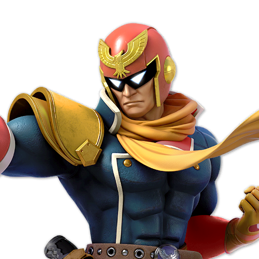 Captain Falcon   Super Smash Bros. Ultimate
