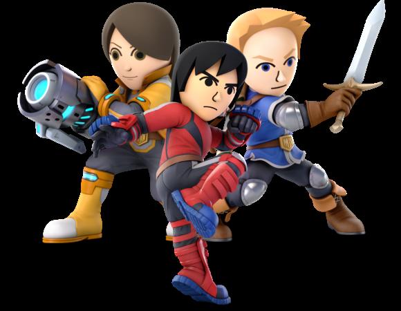 Mii Fighter | Super Smash Bros  Ultimate